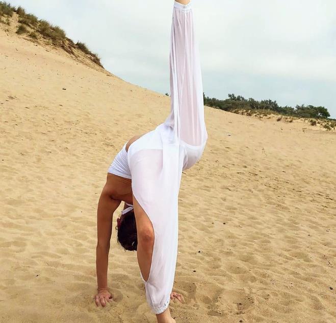 瑜伽中保养肌肤的体式,每天十分钟,美容又养颜