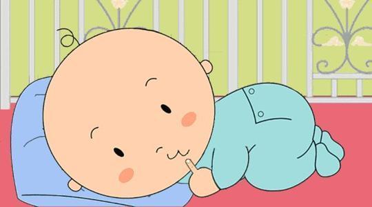 小宝宝爱踢腿,宝爸宝妈别总觉得可爱,可能是宝宝向你求救哦