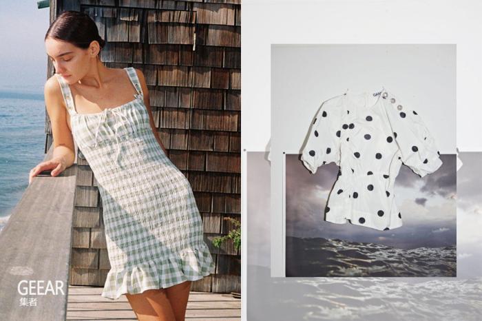 总是爱穿连衣裙出门?今夏只需预备这4大流行款!