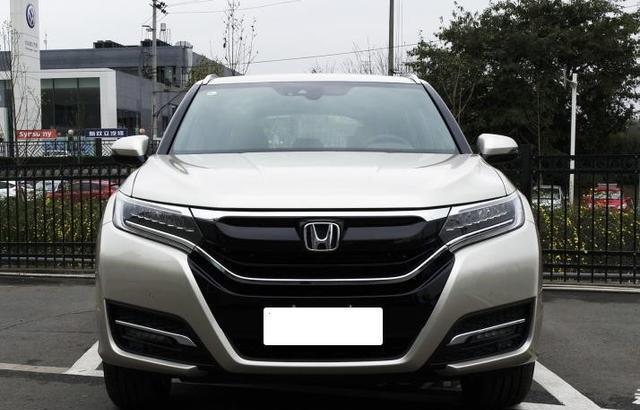 2020款本田UR-V,豐田URV