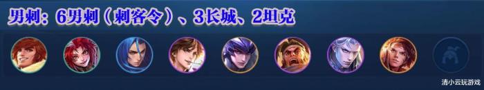 王者模拟战:刺客终极奥义,6套主流阵容,带你体验刺客2.0体系(图4)