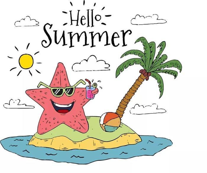 夏季高温来袭,快来收好这份防暑小妙招!