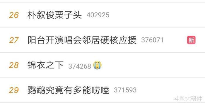 """斗鱼主播哈蕾娜举办""""阳台演唱会""""上热搜,杜羽骐获得""""阳台哥""""外号!"""
