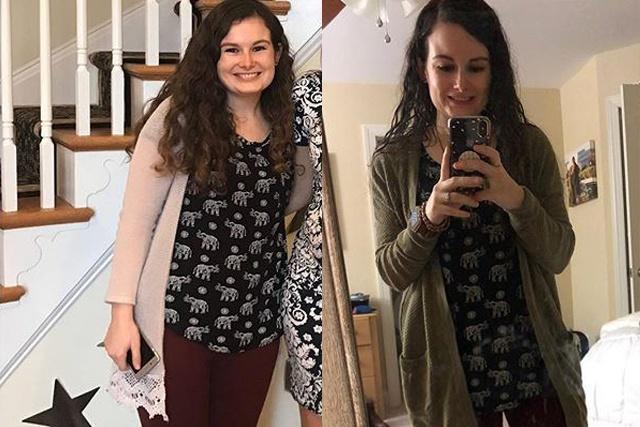 重达165斤女生,决心减肥11个月减掉50斤,看她是如何减肥成功的