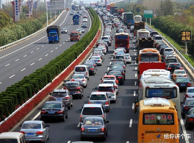 现在哪些高速堵车,沈海高速堵车原因