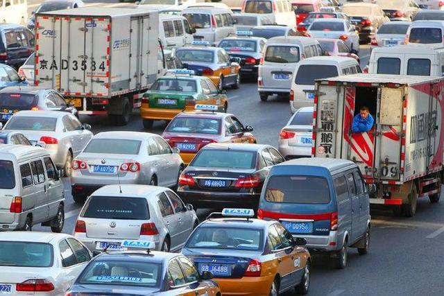 高速堵车怎么知道原因,堵车是什么原因造成的