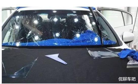 前挡玻璃贴膜有必要吗,前挡风玻璃贴膜多少钱