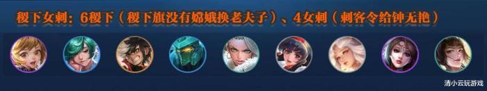 王者模拟战:刺客终极奥义,6套主流阵容,带你体验刺客2.0体系(图7)