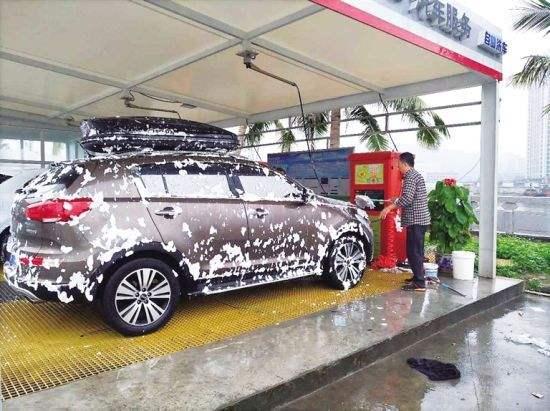去上牌要洗车吗,汽车上牌照前需要洗车吗