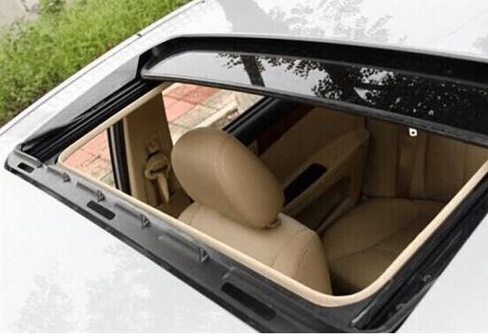 汽车天窗有用,汽车天窗保养有什么好处