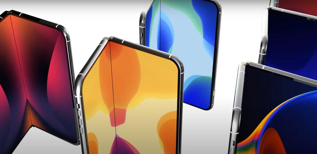 苹果的第一部可折叠手机 可能会在2022年上市起价为1499美元