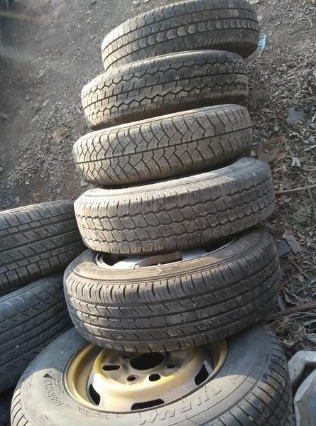 换掉的汽车轮胎怎么处理,换掉的旧轮胎值钱吗
