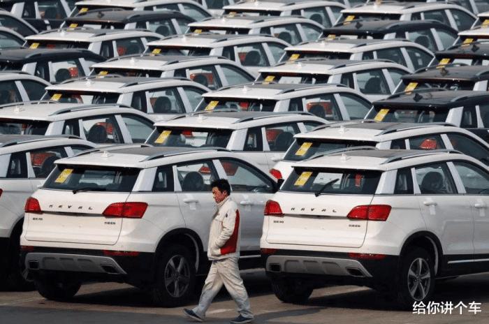2019汽車銷量急劇下滑,小店銷量