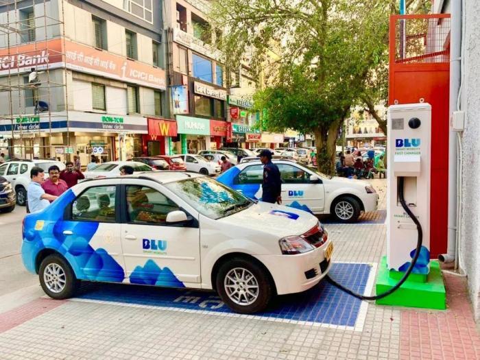 为什么印度没有电动车,北京 共享电动车