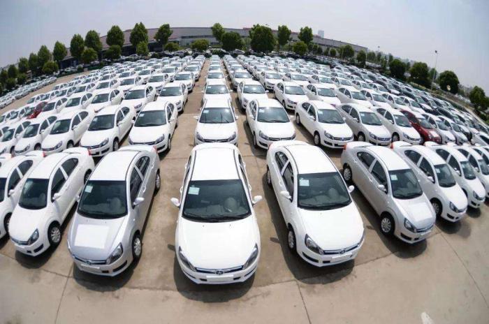 自主品牌汽車,自主品牌汽車銷量排行榜