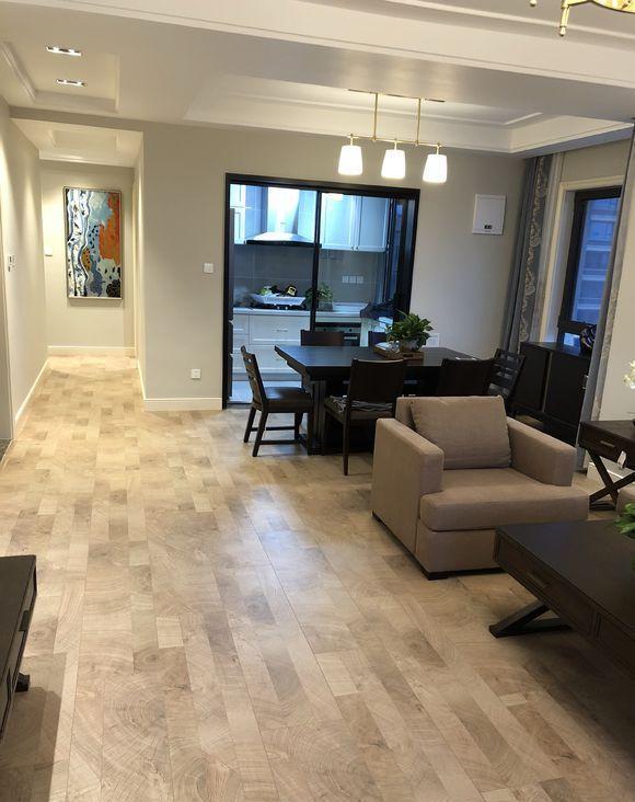 白色简约风格配什么地板,现代简约风格卧室用什么地板