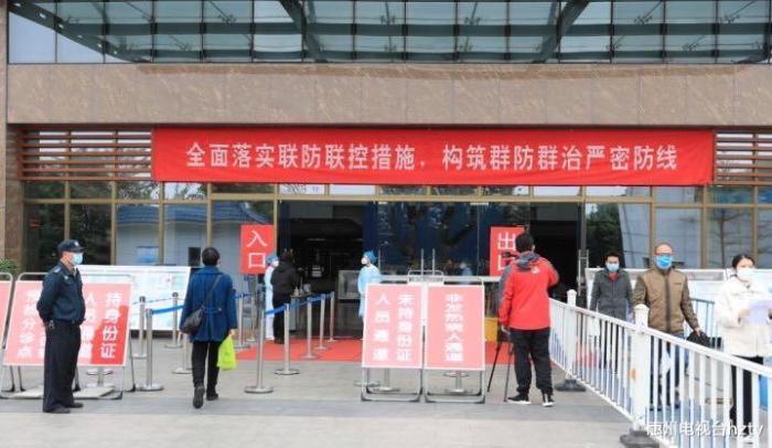 惠州多家医院恢复科室门诊,满足市民就医需求