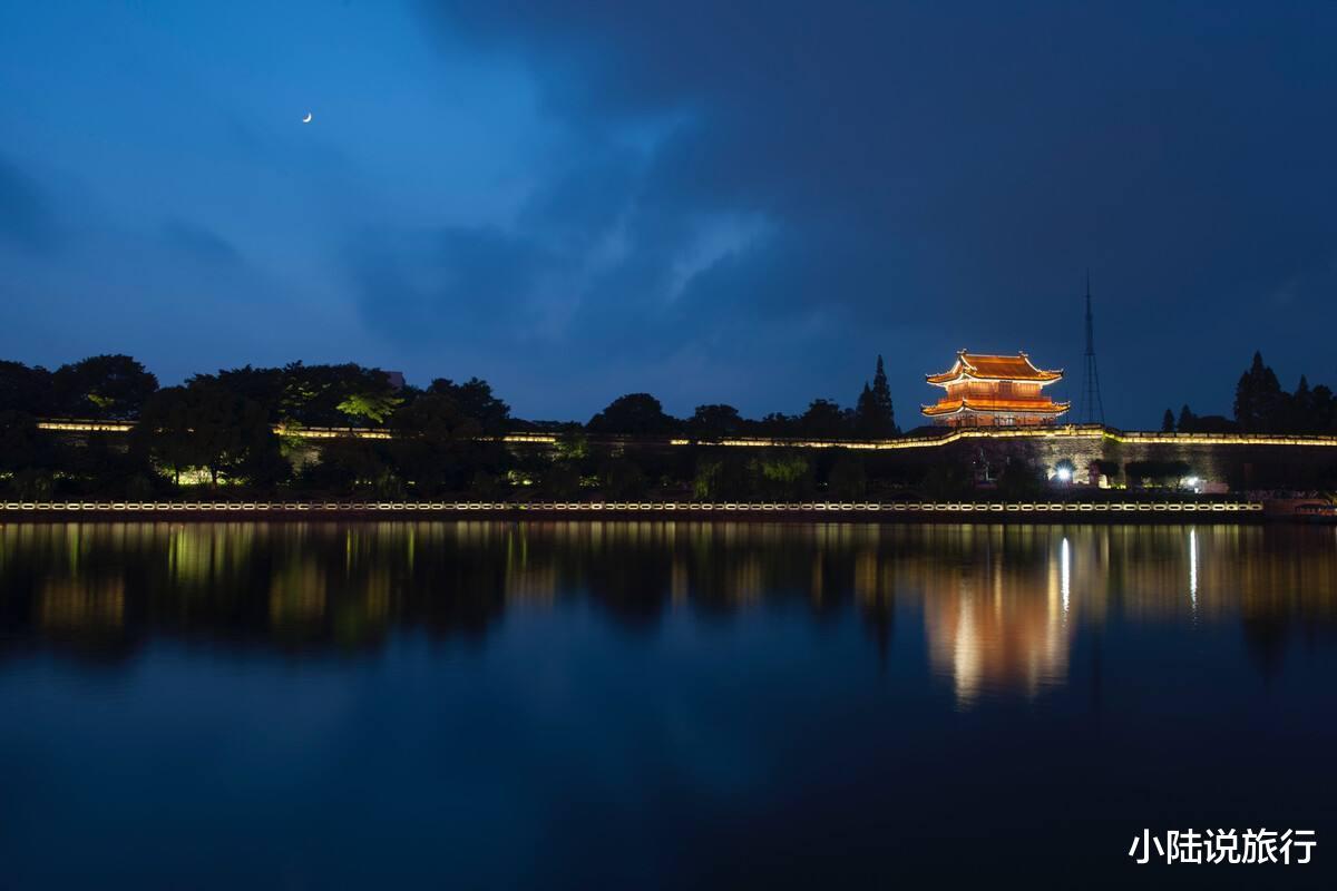 武汉周边有座低调古城,历史悠久底蕴深厚,风景优美游客却不多
