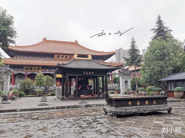 """西安有一座""""低调""""的皇家寺院,还是密宗祖庭,知道的游客却不多"""