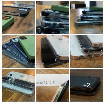 iPhone12机模曝光 网友:这是在向iPhone 4致敬?