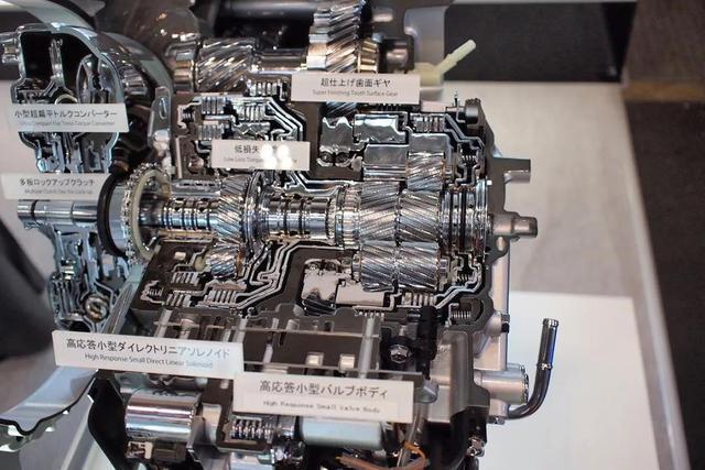 自動擋的車節油一點的,相同車手動檔和自動檔汽車耗油量