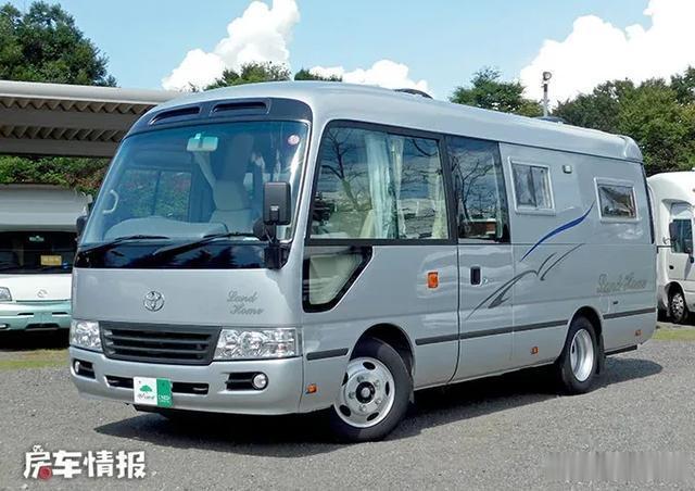 丰田考斯特房车最新版,考斯特房车15万