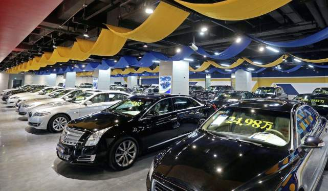 北京二手车泛滥成灾,上海二手车成灾