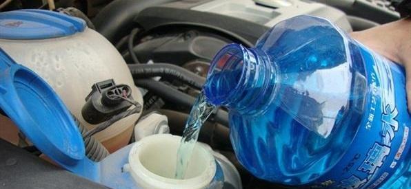 玻璃水要用完再加吗,玻璃水随时都可以加吗