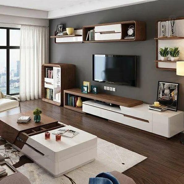 电视柜的高度是多少,电视柜标准尺寸规格