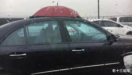 汽车放外面淋雨会坏吗,淋雨坏了怎么修