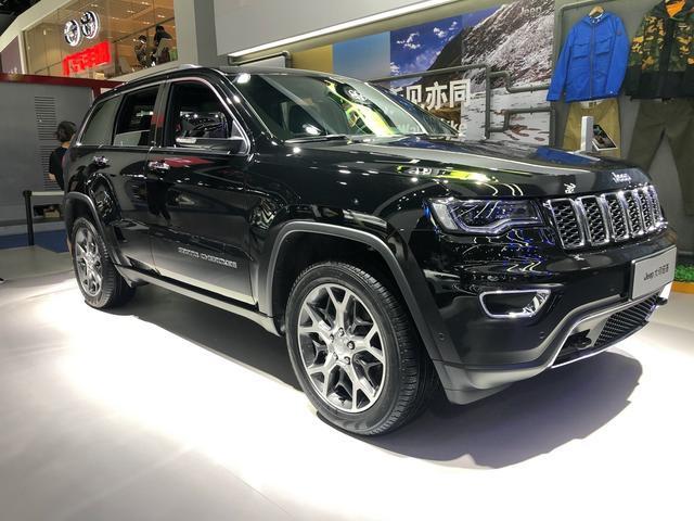 jeep大切诺基,jeep大切诺基多少钱