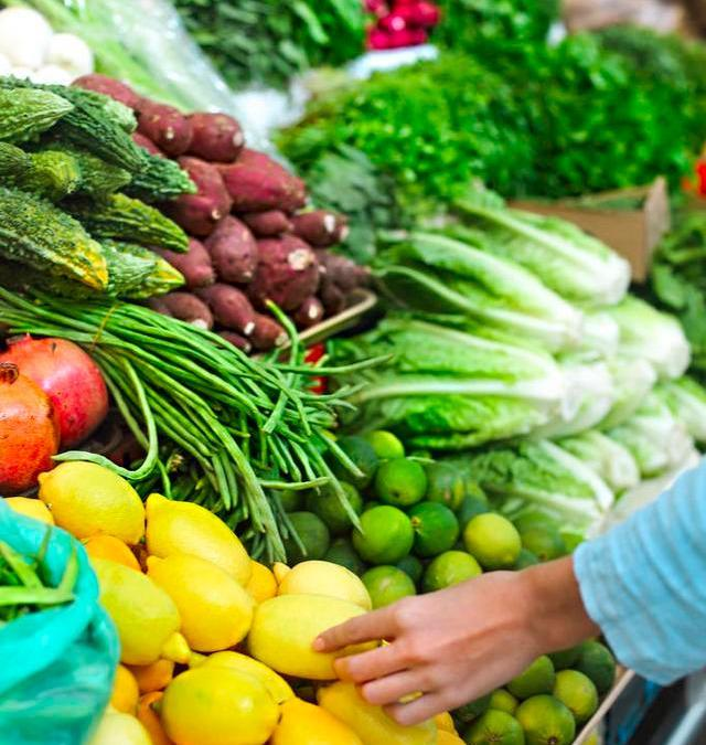 超市买水果,也要分公母,母水果甜如蜜,不会选就亏大了
