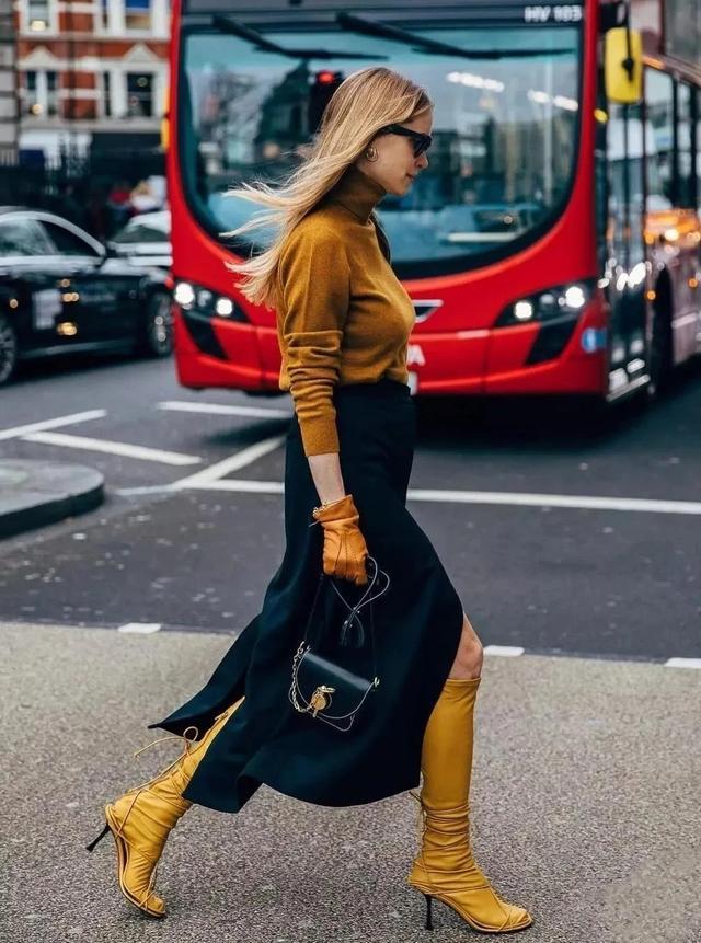 秋冬提升温柔感的毛衣怎么穿才时尚?别着急,照着范本穿准没错
