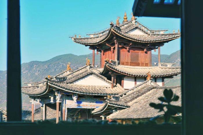 云南沙溪古镇,穿梭在古色古香的街道,感受国家级历史名镇的浪漫