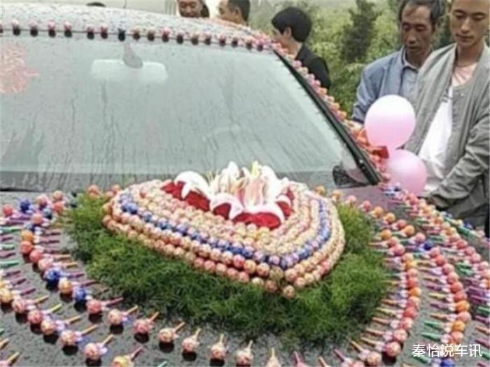 主婚车花车棒棒糖,婚车棒棒糖大概多少支