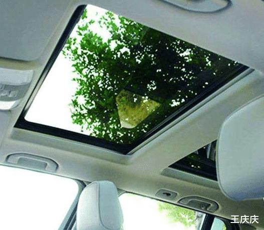 汽车单天窗什么意思,汽车天窗的主要作用
