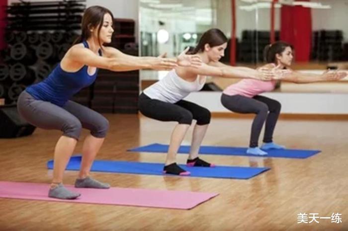 每天坚持100个深蹲,一个月后,身材会有多大的变化?