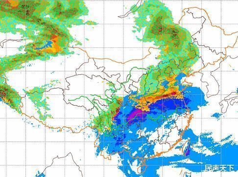 不能定论!本月底南北方或再迎大范围降水!仍存较大变数