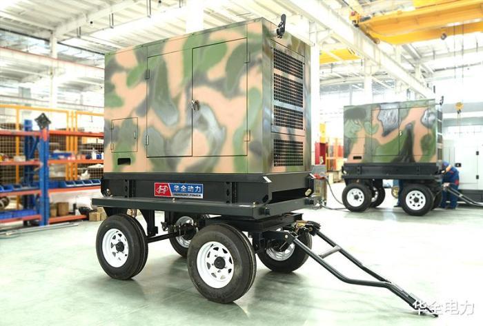 柴油發電機組成,康明斯大型柴油發電機組