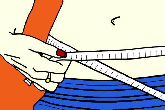 减肥为什么老是瘦不下来? 原来是这些坏习惯在作怪!