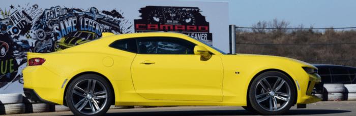 科迈罗儿时心中的梦想,售价31.89万,比宝马3系还便宜