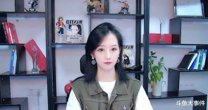 女主播李煜这个小仙女前往抖音平台直播,她曾是斗鱼颜值分区冠军!