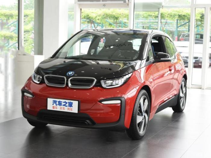 宝马新能源跑车i8,宝马新能源i8