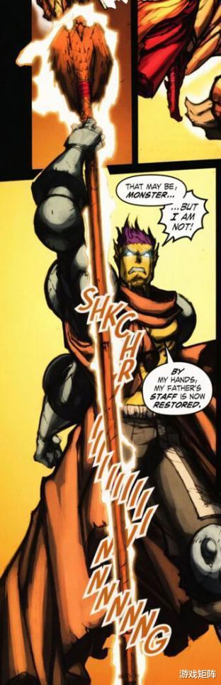 《魔兽世界》怀旧服P6阶段开启,这些关于橙杖的隐秘背景