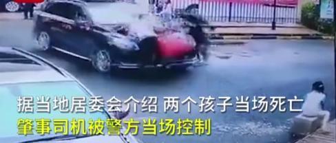 在小区遛狗被车撞死怎么解决,小区内开车撞死小孩