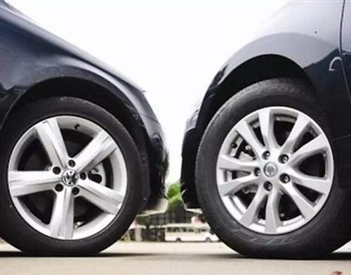 窄轮胎可以换宽的吗,轮胎前窄后宽好不好