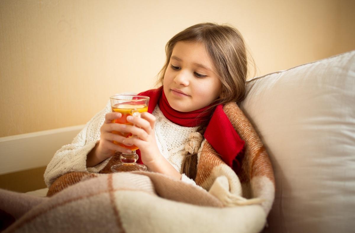 秋季流感高发期,做好5点,避免宝宝被感染
