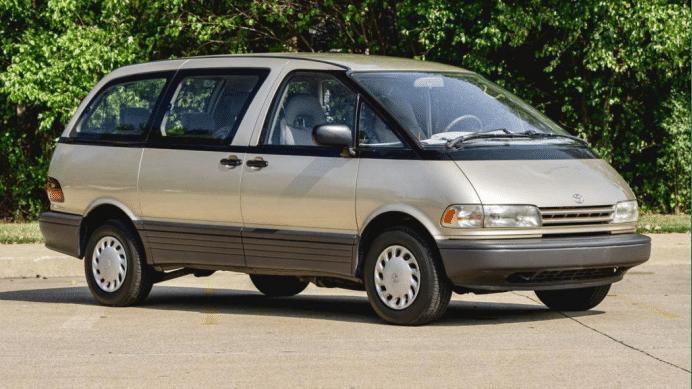 豐田四驅面包車,豐田最新款小面包車