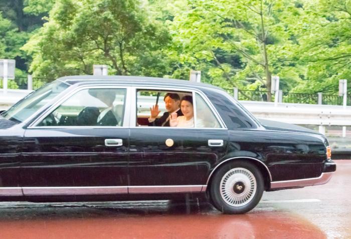 日本皇室专用车日产,日本皇室开什么车