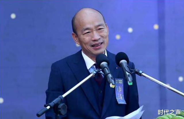 93娱乐:韩国瑜被罢免后会对蔡英...